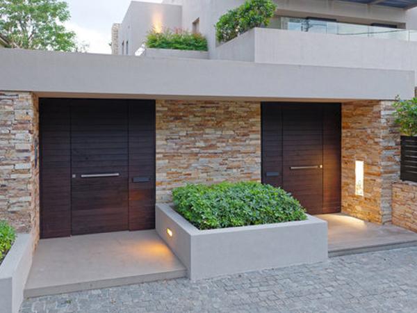 Puertas metálicas de exterior Arroyomolinos