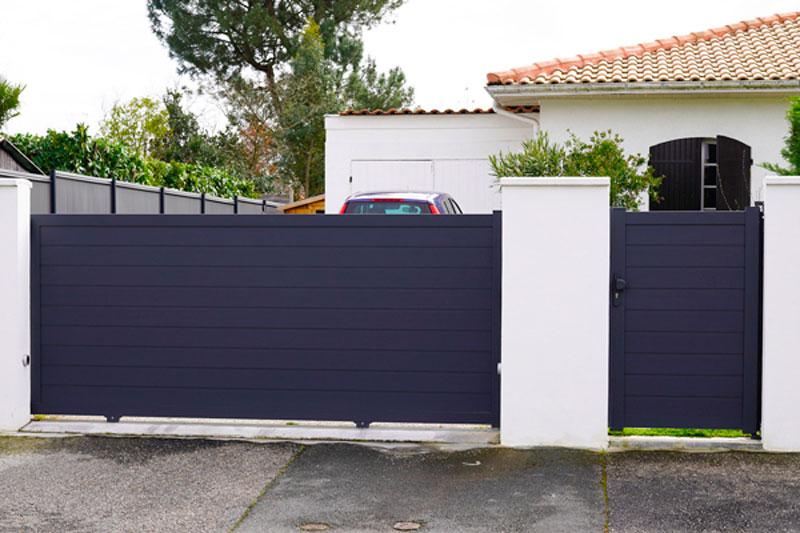 mantenimiento de puertas metálicas